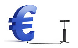 Euro pump Stock Photos
