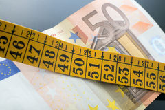 Euro rate Stock Photos