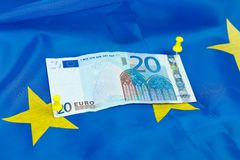 Euro remains Stock Images