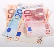 euro s Obraz Royalty Free
