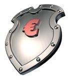 Euro schild Stock Foto