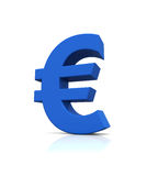 Euro sign Royalty Free Stock Photo