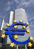 Euro Sign Royalty Free Stock Images