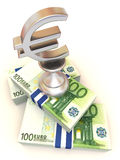 Euro. Sign Royalty Free Stock Photography