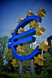 Euro sign Stock Images