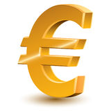 Euro signe Photos libres de droits