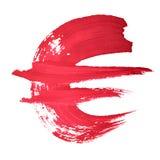 Euro signe Photos stock