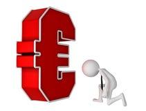 Euro simbolo di valuta royalty illustrazione gratis