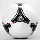 Euro 2012 - Soccer Ball Royalty Free Stock Images