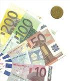Euro soldi Immagine Stock