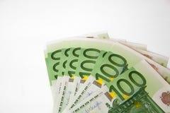 euro sto jeden Zdjęcie Royalty Free
