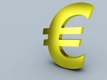 Euro symbol Stock Image