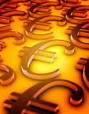 Euro symbol Stock Photo