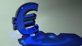 Euro - € Royalty Free Stock Photo