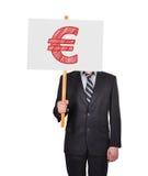 Euro symbol Royalty Free Stock Images