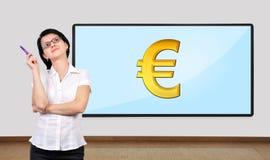 Euro symbol Stock Images