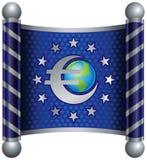 Euro- tema Fotos de Stock
