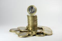 Euro torretta Immagini Stock