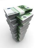 Euro Tower Royalty Free Stock Photo