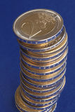 Euro tower Stock Image