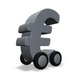 Euro transports Stock Image