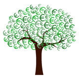 Euro Tree Stock Photos