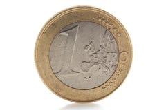euro używać Fotografia Royalty Free