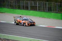 Euro V8 Series Chevrolet Lumina at Monza Stock Image
