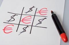 Euro- vencimento Fotos de Stock