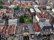 Euro ville avec du charme Photo libre de droits
