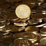 Euro- vitórias Imagem de Stock Royalty Free