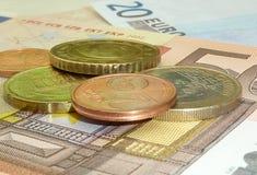 Euro waluta zdjęcia stock