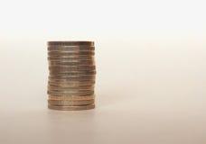 Euro & x28; EUR& x29; muntstukken, Europese Unie & x28; EU& x29; Royalty-vrije Stock Fotografie