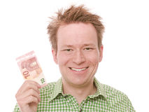 10 euro Stock Image