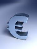 Euro znak ilustracji