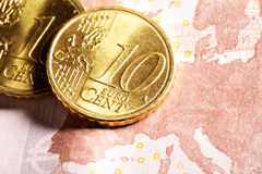 Euro zone Stock Images