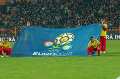 Euro2012 banner Stock Image