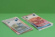 Euroanmerkungen, Europäische Gemeinschaft Lizenzfreies Stockfoto