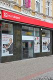 Eurobank, Poland Stock Photo