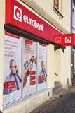 Eurobank, Societe Generale Stock Foto