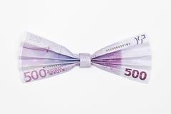 Eurobargeld Stockfotografie