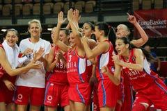 Eurobasket 2015 Στοκ Εικόνες