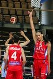 Eurobasket 2015 Fotografie Stock