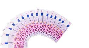 Eurobogen 500 Stockfotografie