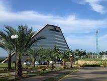 Eurobuilding旅馆在奥尔达斯港 图库摄影