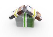 Eurobuilding Imagen de archivo libre de regalías