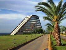 Eurobuilding hotell i Puerto Ordaz Arkivfoto