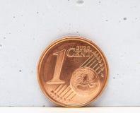 Eurocent Stockbild