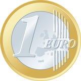 Eurocoin Immagine Stock