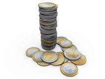Eurocoins Stock Photos